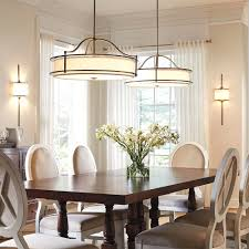 lamps for dining room drum light chandelier dining room with pendant lighting for