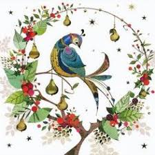 lupus uk partridge in a pear tree christmas card see the top 50