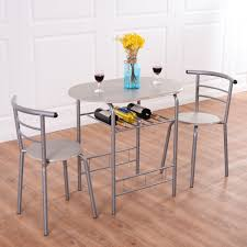 Kitchen Sets Furniture 3 Pcs Bistro Dining Set Kitchen U0026 Dining Furniture Sets