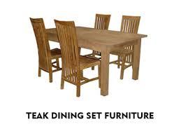 teak dining room furniture teak dining room furniture indonesia teak garden and indoor