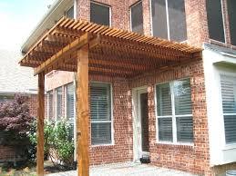 Aluminum Patio Awning Wood Awning Ideas Aluminum Patio Cover Materials Wood Door Awning