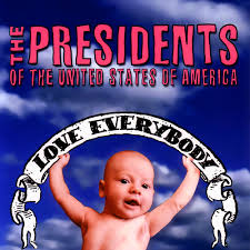 Presidents Of The United States The Presidents Of The United States Of America Music Fanart