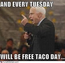 Taco Tuesday Meme - image 69533 palin is taco know your meme