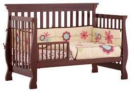 Crib Convertible To Toddler Bed by Storkcraft Carrara Fixed Side Convertible Crib