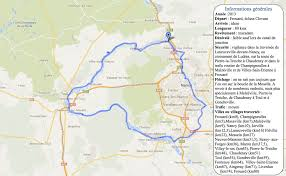 Map A Bike Route by Moselle River Bike Route Freewheeling France