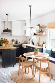 pics of modern kitchens kitchen revamp two toned modern kitchen place of my taste