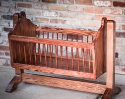 Free Wooden Baby Cot Plans by Babies Wooden Cradle
