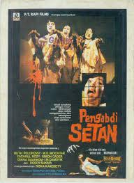 film horor indonesia pengabdi setan pengabdi setan 1982 film horor indonesia pinterest films and