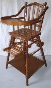 chaise bebe bois chaise bois ancienne chaise bébé bois