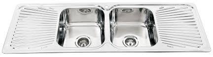 Everhard Kitchen Sinks Stainless Steel Sink With Drainboard Kitchen Sink With Drainboard