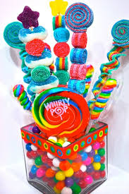 candy arrangements 50 best centerpiece party images on candy topiary