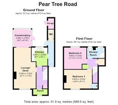 2 bedroom property for sale in pear tree road shard end