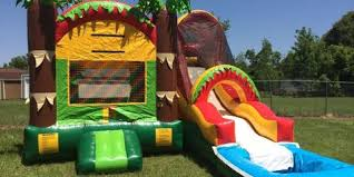 party rentals boston who delivers bouncy house rentals call funtime bounce houses and