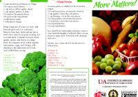 nutrition brochure template nutrition brochure template various high professional templates