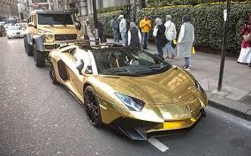 gold plated lamborghini aventador gold plated saudi vehicles in bahrain yallamotor