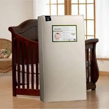 Eco Crib Mattress Simmons Tranquil Nights 2 In 1 Organic Crib