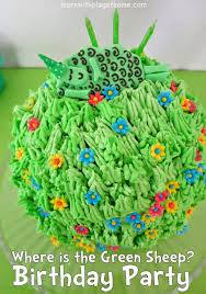 learn to decorate cakes at home learn with play at home where is the green sheep children u0027s