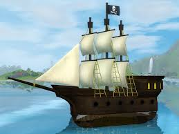 my sims 3 blog pirate ship floating house and objects by sil