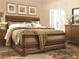 bedroom tufted sleigh bed bed frames and headboards small single