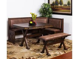 sunny designs savannah breakfast nook set conlin u0027s furniture