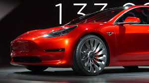 ordering a tesla model 3 now hope you like waiting until 2018 or