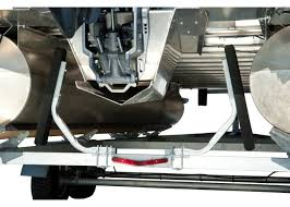 boat trailer guides with lights pontoon boat trailer guide on carpeted bunk board kit