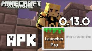 block launcher pro apk minecraft 0 13 0 block launcher pro apk para minecraft pocket
