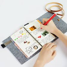 travel diary images Notebook stationery billbook diary agenda loose leaf notepad books jpg