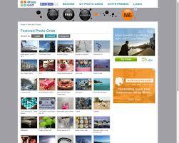 cara membuat instagram grid photo grid online