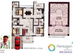 super home design home plan 1440 square feet