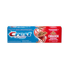 toothpaste whitening crest whitening plus cinnamon expressions toothpaste crest