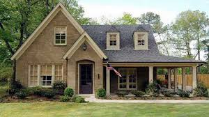 small cottage style home plans country cottage style house plans hahnow