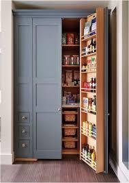 Top  Best Pantry Door Storage Ideas On Pinterest Door Storage - Kitchen storage cabinets ideas