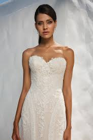 sequined wedding dress style 8862 sequined lace fit and flare wedding dress justin
