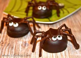 spooky spider halloween cookies lilyshop by jessie daye