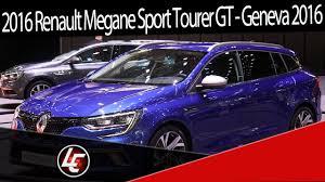renault megane sport 2016 renault megane sport tourer gt 2016 geneva international