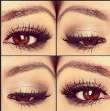 simple eye makeup for brown eyes simple eye makeup tutorial