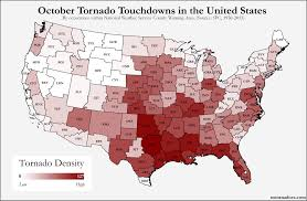 127 Best Texas Dallas Ft Here U0027s Where Tornadoes Typically Form In October Across The United