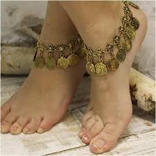 ankle bracelet gold images Bella ankle bracelet antique gold wedding foot jewelry jpg