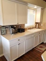 kitchen cabinet kits home depot rust oleum transformations 1 qt white cabinet small