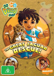 booktopia diego jaguar rescue 9324915088238 buy
