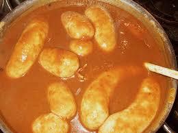 schlesische küche schlesische lebkuchensauce rezept mit bild steffire
