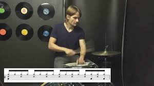 real drum tutorial rude learn drums to rude by magic youtube