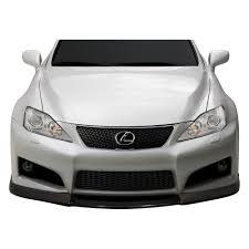 lexus is ebay aero function custom 75x12x31x5 af 1 style carbon fiber front ebay