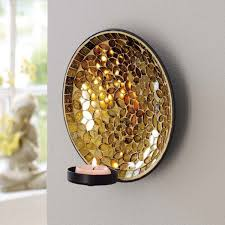 Mosaic Wall Sconce Mosaic Wall Sconces Best Wall 2018