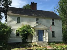New England Saltbox House Here Are The Oldest Houses For Sale In Massachusetts