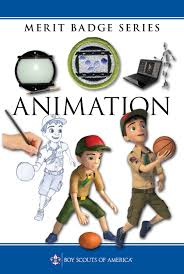 animation merit badge requirements