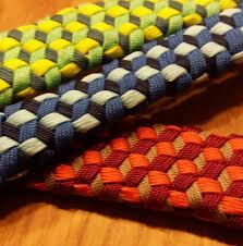woven weave paracord bracelet images Triaxial weave swiss paracord jpg