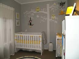 Yellow Gray Nursery Decor Yellow And Gray Baby Room Yellow And Grey Nursery Decor Yellow