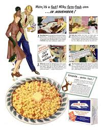 11 fascinating vintage thanksgiving ads oddee